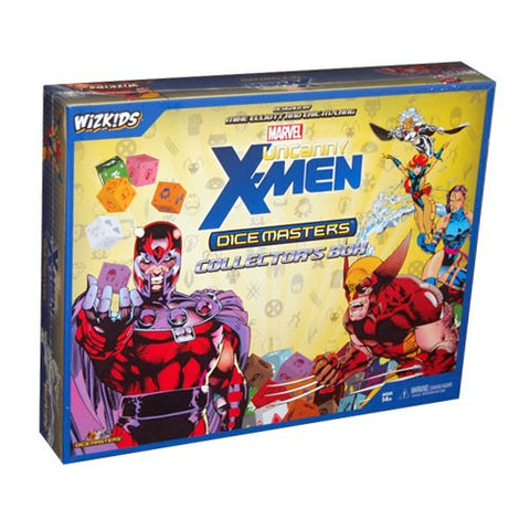 Uncanny X-Men Dice Masters Collector's Box - Cyber City Comix
