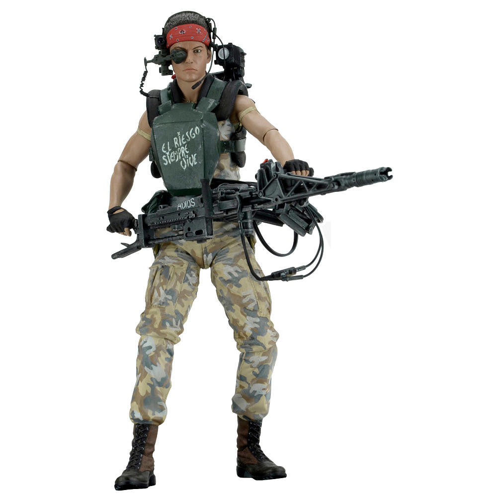 Aliens Series 9 - Pvt Vasquez figure - Cyber City Comix