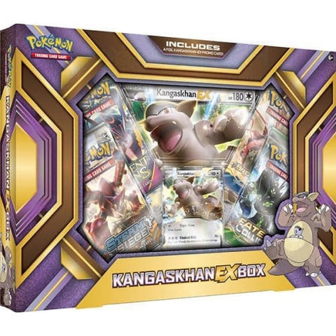 Pokemon - Kangaskhan EX Box - Cyber City Comix