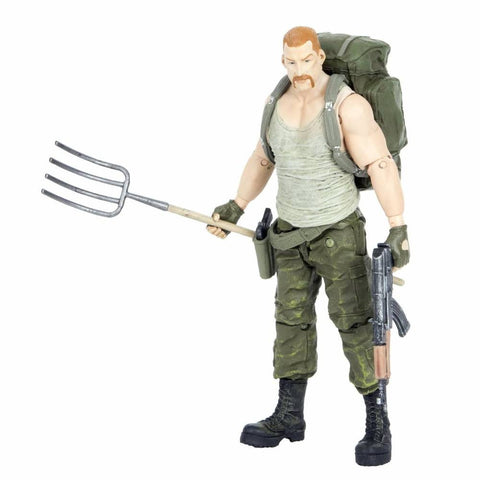 The Walking Dead: Comic Book Series 4 - Abraham Ford - Cyber City Comix