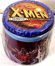 Uncanny X-Men Trading Cards Series Two Set Sealed Tin - Cyber City Comix