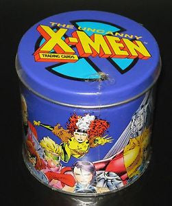 Uncanny X-Men Trading Cards Series One Set Sealed Tin - Cyber City Comix