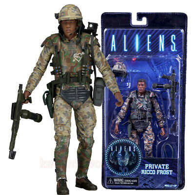 Aliens Series 9 - Private Ricco Frost figure