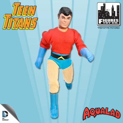 DC Teen Titans Retro - Aqualad - Cyber City Comix