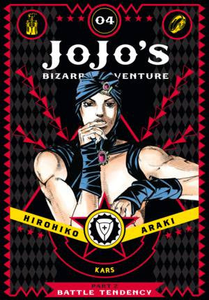 JoJo's Bizarre Adventure: Battle Tendency Part 2 HC - Cyber City Comix