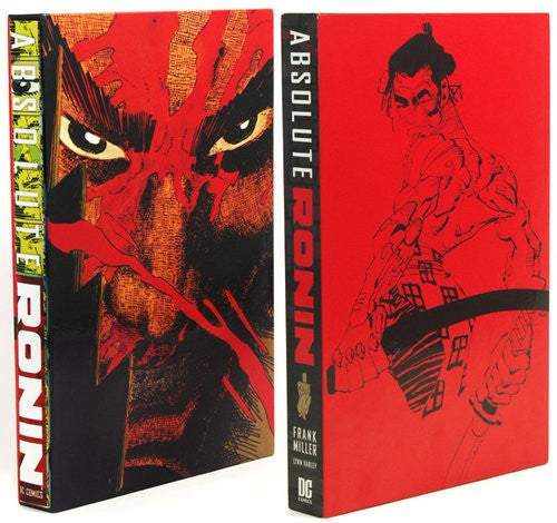 Absolute Ronin HC - Cyber City Comix