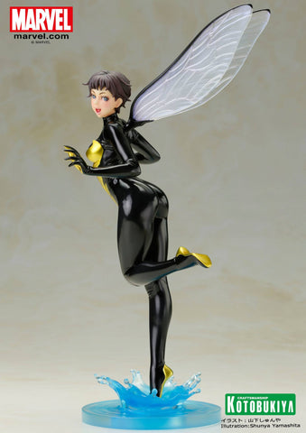 Marvel Bishoujo - Wasp statue - Cyber City Comix