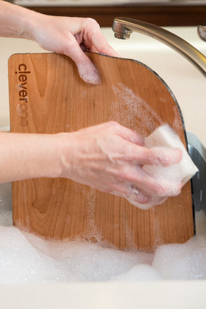 Cleaning Your Cutting Board