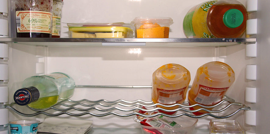 Keep your fridge clean and cross-contaminant free.