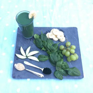 Jade Green Energiser Smoothie
