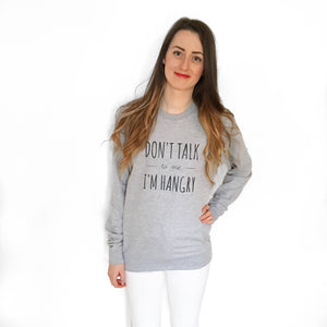 HANGRY Unisex Sweater