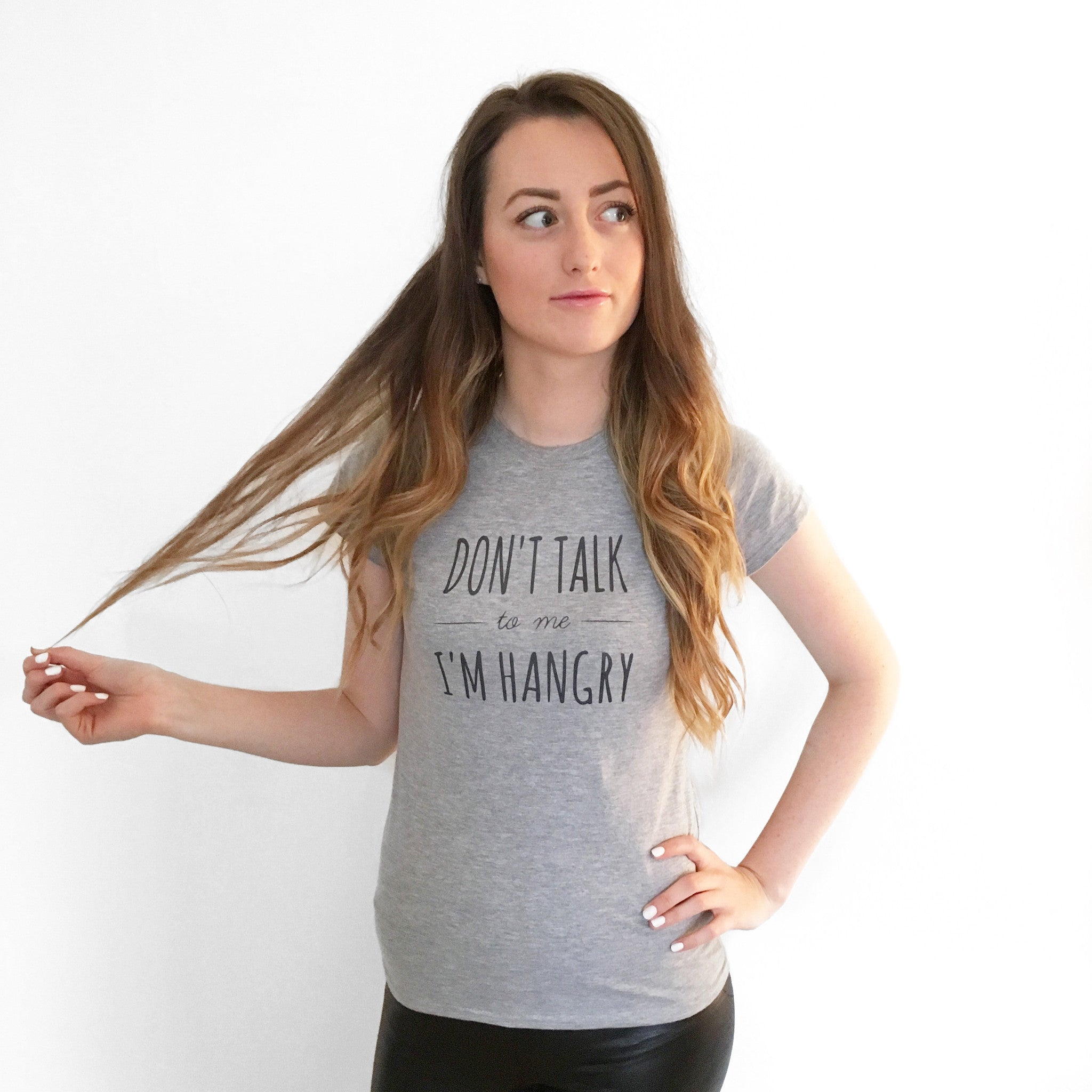HANGRY Ladies Tee