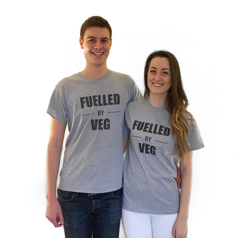 FUELLED BY VEG Unisex Tee
