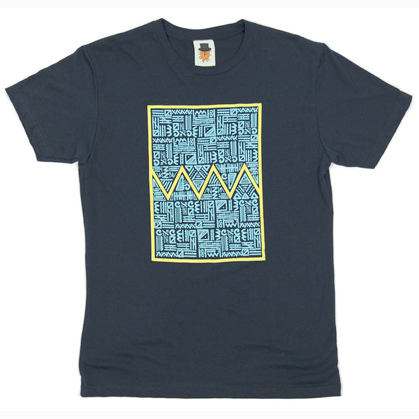 Tribute to Keith Haring - Navy