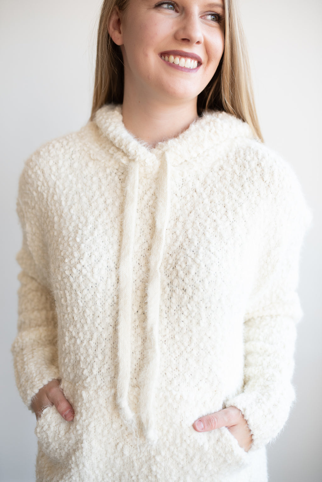 The Jovi Sweater - Ivory