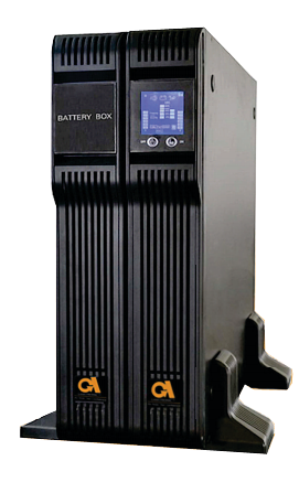 Gamatronic G-NET UPS 1kVA Rack/Tower Battery Included