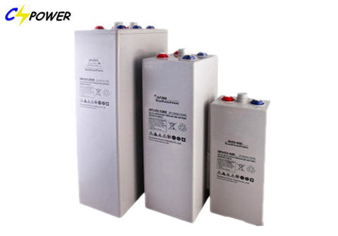 CS OPzV Tubular GEL Battery 2V