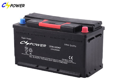 CS Power DIN/JIS Sealed MF Auto Battery