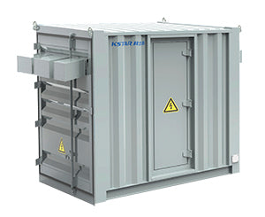 KSTAR Central Inverter - Container PV Inverter - GSL Series Container 1000C/1260C/1500C