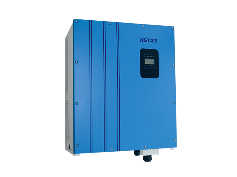 KSTAR Three-phase String Grid-tied PV Inverter - KSG 10~20K Series (2 MPPT)