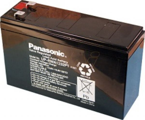 Panasonic UP-RWA1232P1 12v 32 W/cell High Power UPS Battery
