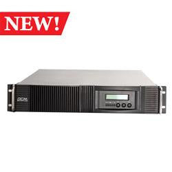 POWERCOM Vanguard II Rack Tower 2000VA, 3000VA On-line UPS