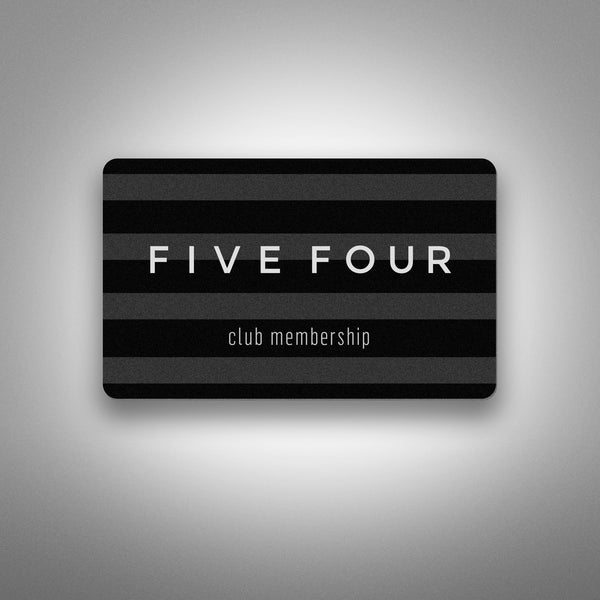 Five Four Club - 1 Month Free Subscription