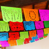 Cinco de Mayo Decorations Papel Picado