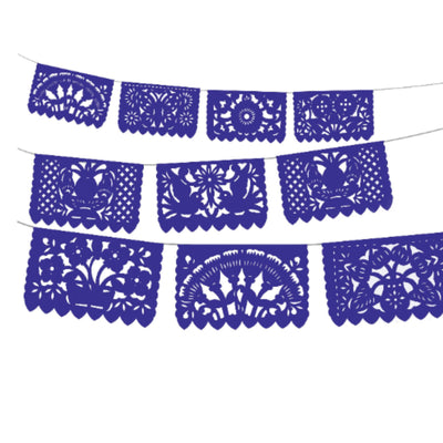 Papel picado, Fiesta decoration.