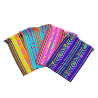 Mexican Napkins set of 4. Table Linens