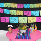 HAWAIIAN Banner, Papel Picado,