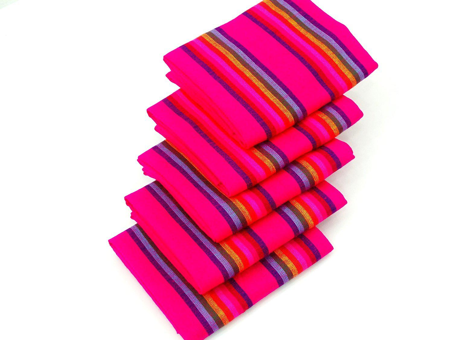 Mexican fabric by the yard, Serape zerape sarape, mexican party theme, Cinco de Mayo, Fiesta decoration.