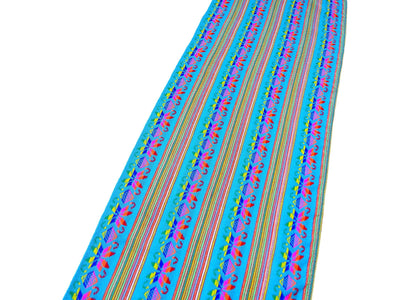 "cinco de mayo table runner - Turquoise 14x72"" 14X72TRC738"