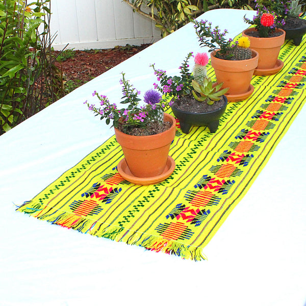 Handmade table runners, 14X60 Inches