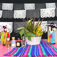 Day of the deda Banners, Papel Picado,