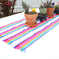 Mexican Table runner, Fiesta decoration.