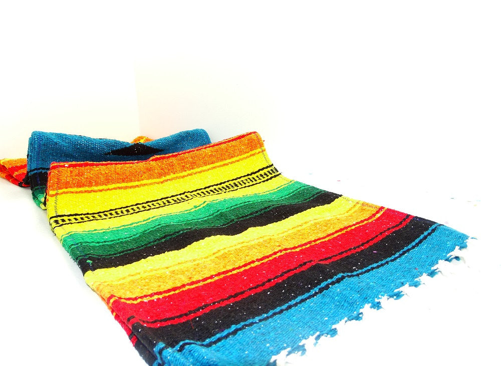 Mexican table runner 15x76 Inches, Fiesta Decorations