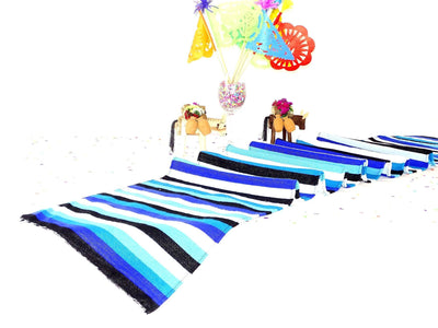 Wedding Table runner 14x84 Inches. Cinco de Mayo