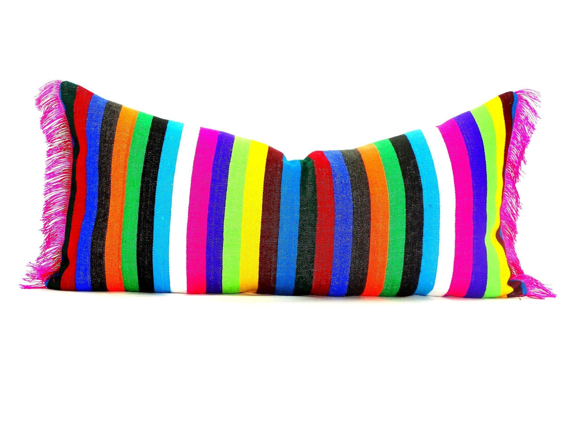 Mexican Pillow Cover - Mexican Pillow Covers 14x28 6c5506ccb
