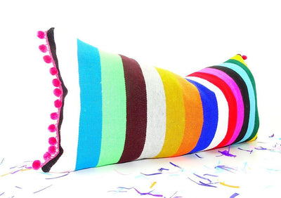 Mexican Pillow Cover - RESERVED For Charlotte - 1 Pillow Cover