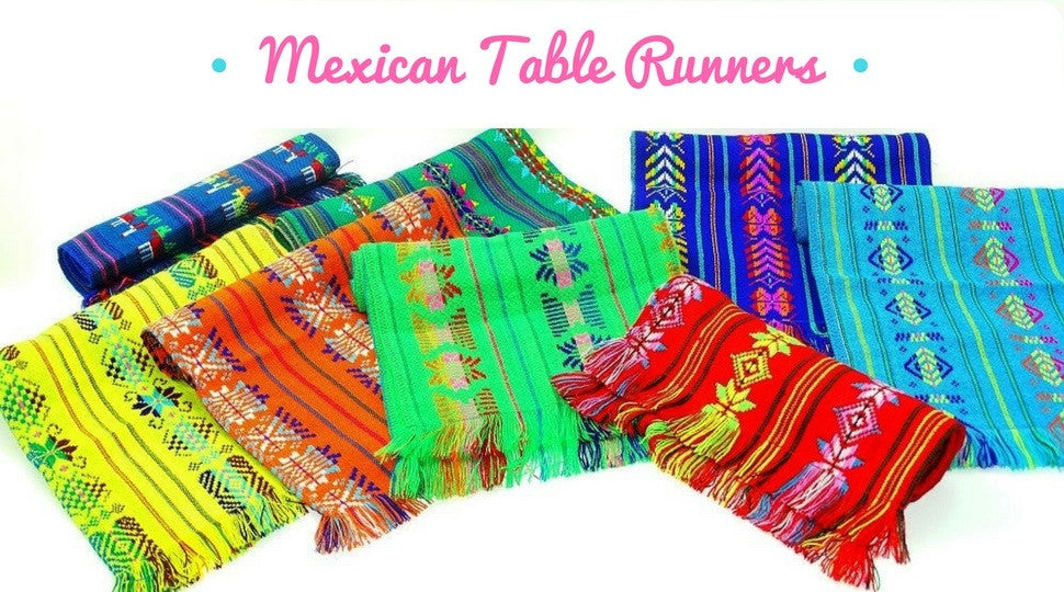 Mexican Table Runners Fabric