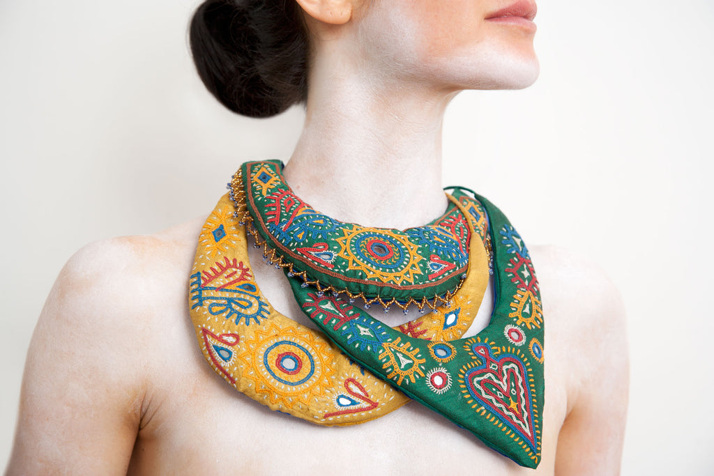 Tribal collar