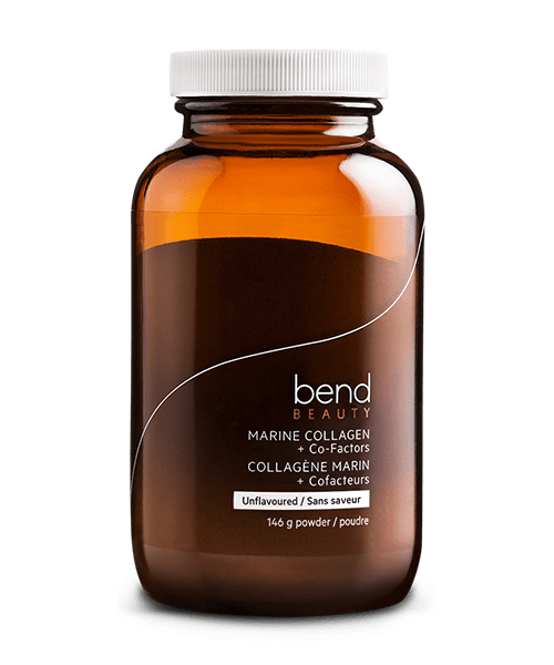 BEND BEAUTY - Marine Collagen + Co-Factors Products