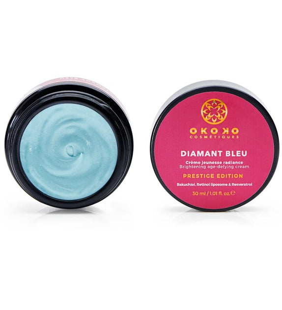 Diamant Bleu - Prestige Edition (Age Defying Cream with Bakuchiol, Retinol + Resveratrol)