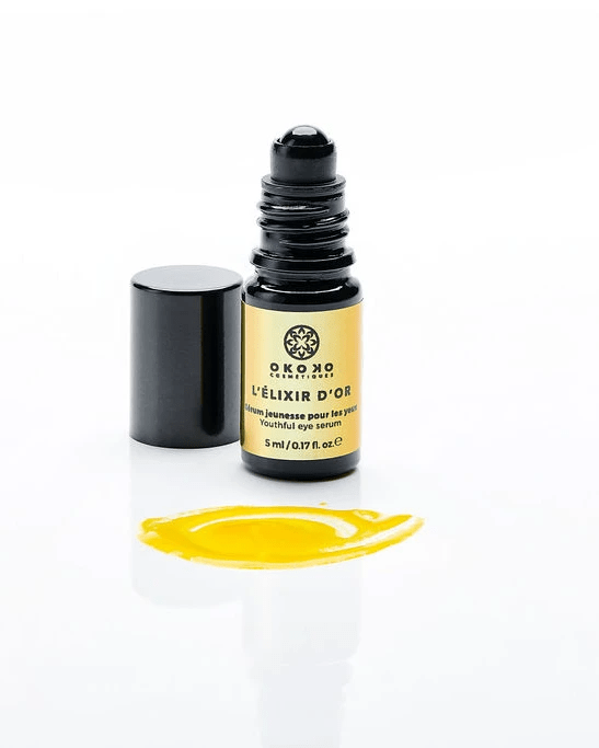 L'ÉLIXIR D'OR, Youthful Renewal Eye Serum - FREE