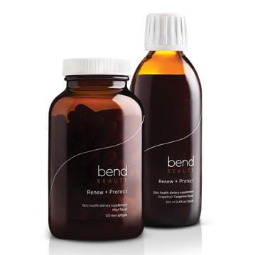 Load image into Gallery viewer, Bend Beauty - RENEW + PROTECT MINI SOFTGELS
