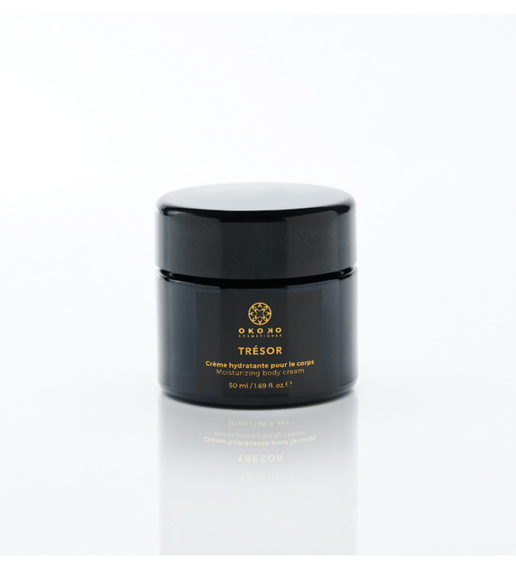 New limited-edition release! TRÉSOR, moisturizing body cream