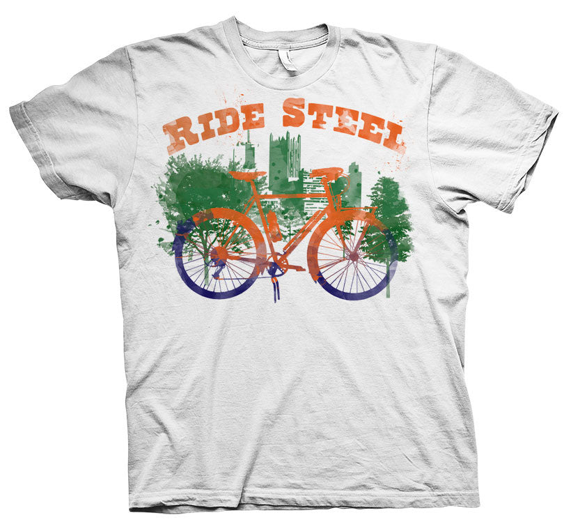 RIDE STEEL T-shirt Men's