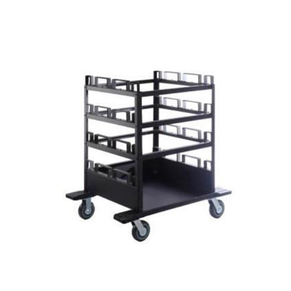 12-Post Storage Cart
