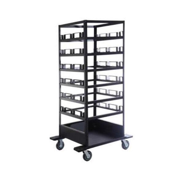 18-Post Storage Cart